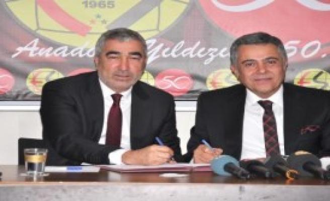 Eskişehirspor Aybaba'ya Emanet
