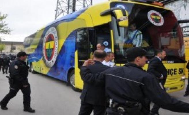 Eskişehirspor-Fenerbahçe Maçından Notlar