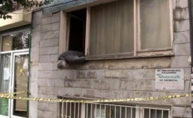 Şişli'de Şüpheli Ölüm