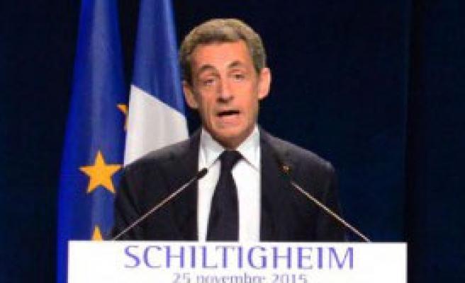 Sarkozy: 'Fransa Bir Süpermarket Değil'