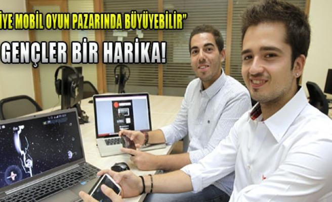 'Türkiye Mobil Oyun Pazarında Büyüyebilir'