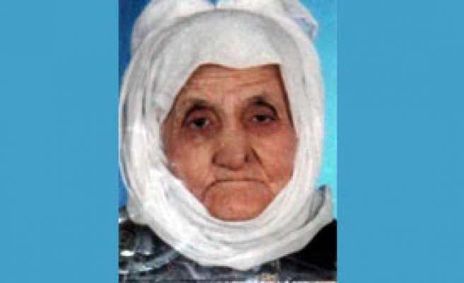 84 Yaşındaki Kadın Pencereden Düşüp Öldü
