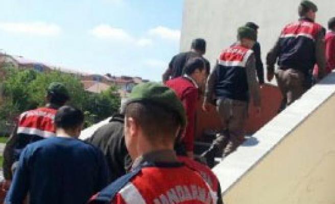 Saray'da Kaçak Sigara Operasyonu