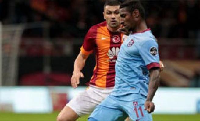 Trabzonspor, Galatarasay Maçının Biletleri Yarın Satışta