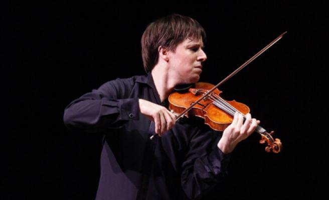 Joshua Bell İstanbul'da