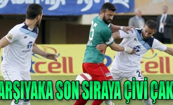 Karşıyaka 1 - 2 Adana Demirspor