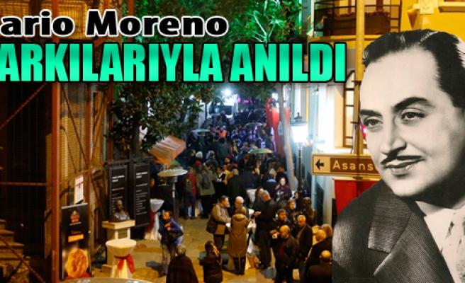 Dario Moreno Şarkılarıyla Anıldı
