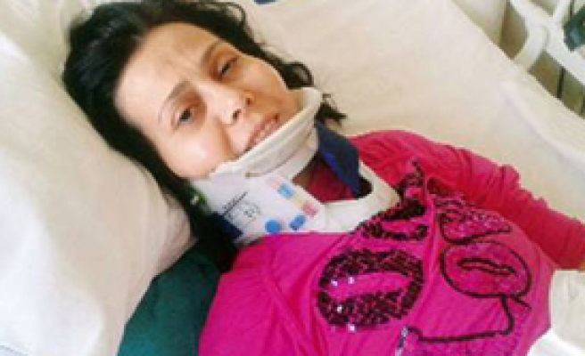 Mucize Kadını Trafik Kazası da Yıkamadı