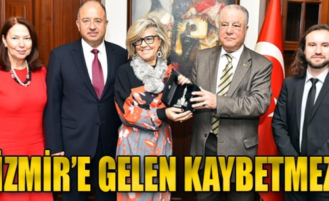 'İzmir'e Gelen Kaybetmez'