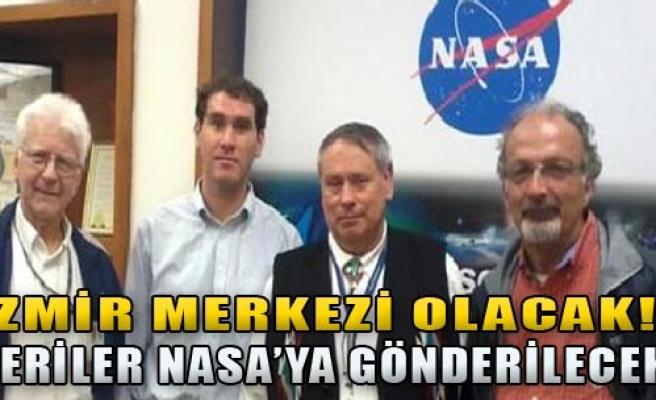 Deprem Sinyalleri İzmir'den Gönderilecek!