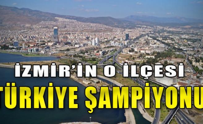Bayraklı Türkiye Şampiyonu