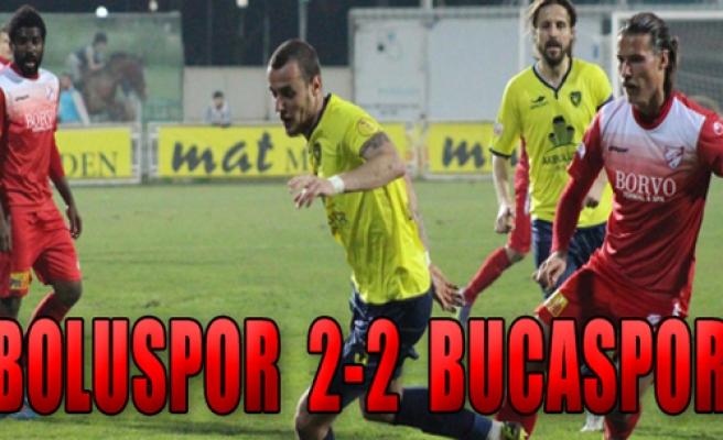 Boluspor 2-2 Bucaspor