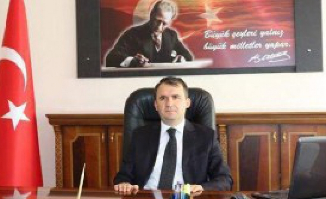 Alacakaya Kaymakamı FETÖ'den Gözaltına Alındı
