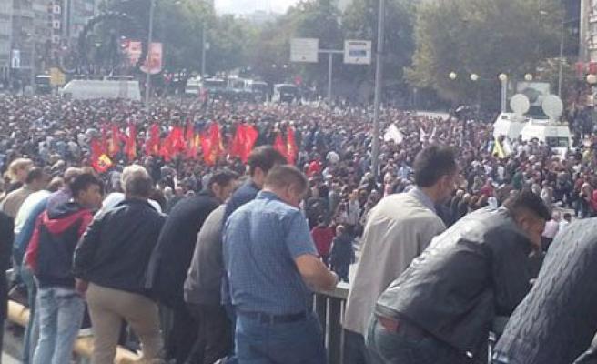 Ankara'ya Akın Ettiler