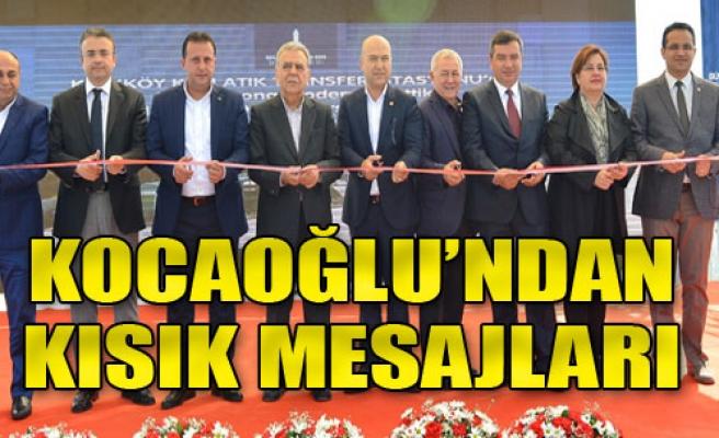 'Menderes'e Şehir Stadı Yapacağız'
