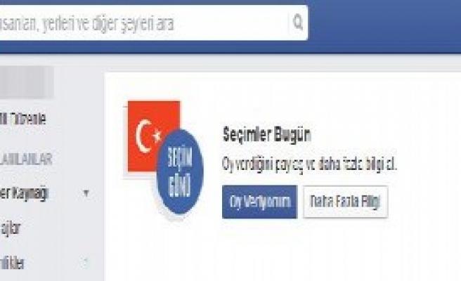 Facebook, Seçimin Nabzını Tutuyor
