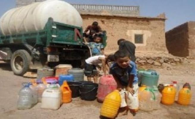 Fas'ta Temiz Su Sıkıntısı