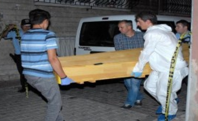 Fatih'te Korkunç Cinayet