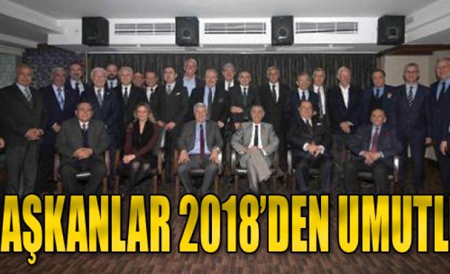 Başkanlar 2018'den Umutlu
