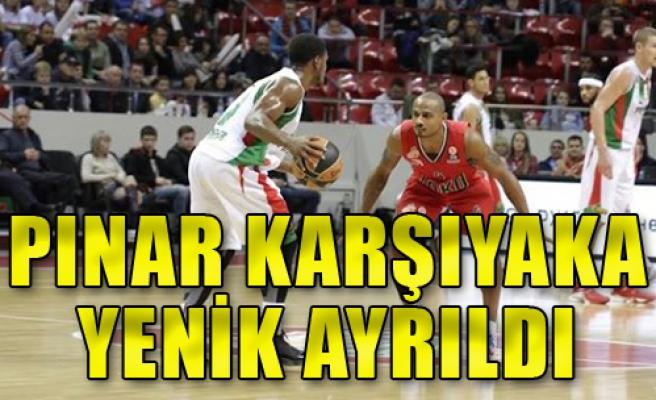 Lokomotiv Kuban 72 - 53 Pınar Karşıyaka