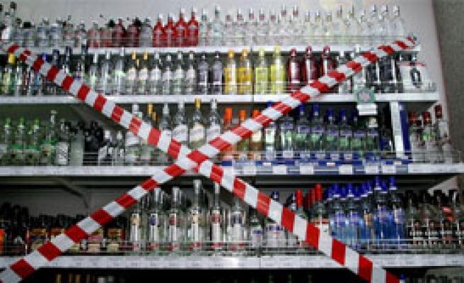 İnternetten Alkol Satışına Yasak