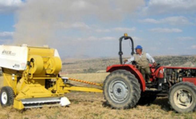 Çiftçiye 735 Milyon Liralık Destek