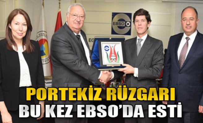 İzmir'in Portekiz ile İlişkileri Güçlenecek