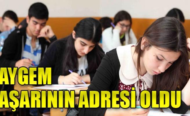 BAYGEM'li Öğrenciler Tam Not Aldı
