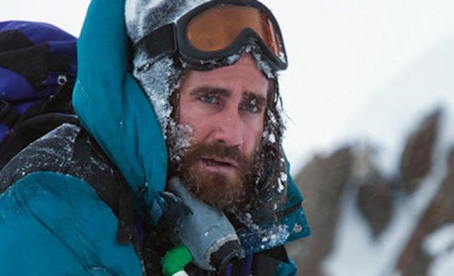 Gyllenhaal 'Everest'in Zirvesinde
