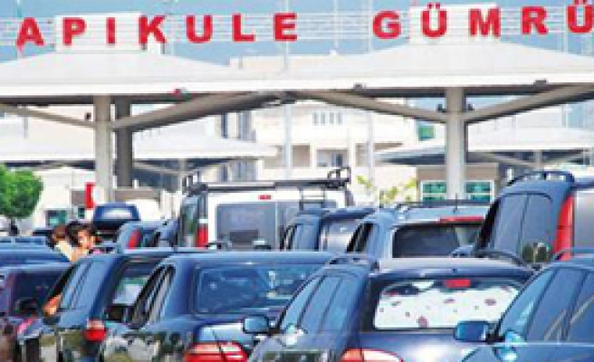 Trafik Borcu Olana Kapılar Kapalı