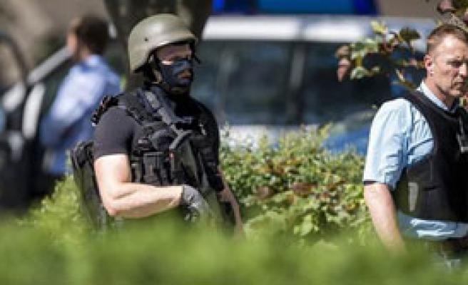 Almanya'daki Rehine Krizi Sona Erdi