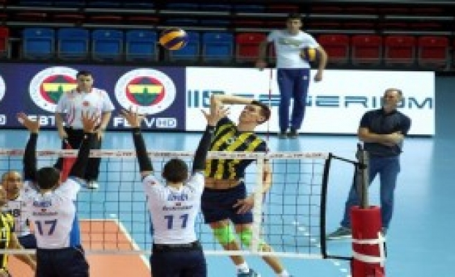 Fenerbahçe, Cev Kupası'nda Çeyrek Finale Çıktı