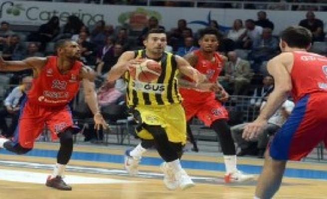 Fenerbahçe Doğuş, Zadar Turnuvası'nda Şampiyon Oldu