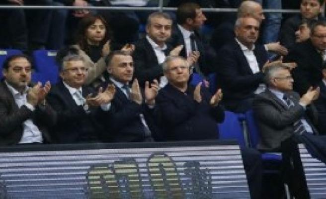 Fenerbahçe Eleyerek Final-Four'a Kaldı