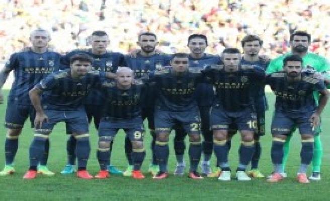 Fenerbahçe, Gruplara Kaldı