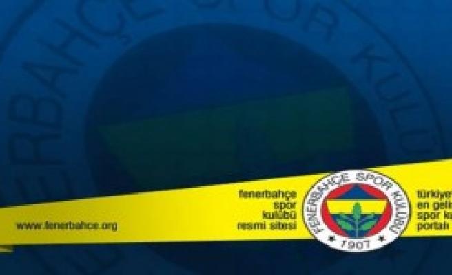 Fenerbahçe'den 'Forma' Açıklaması