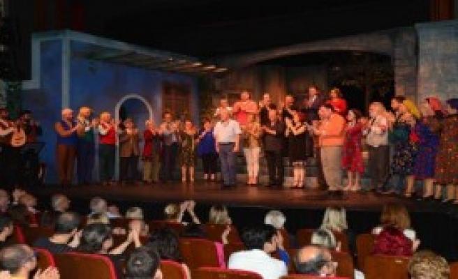 Festivalde 'Gömü' Sahnelendi