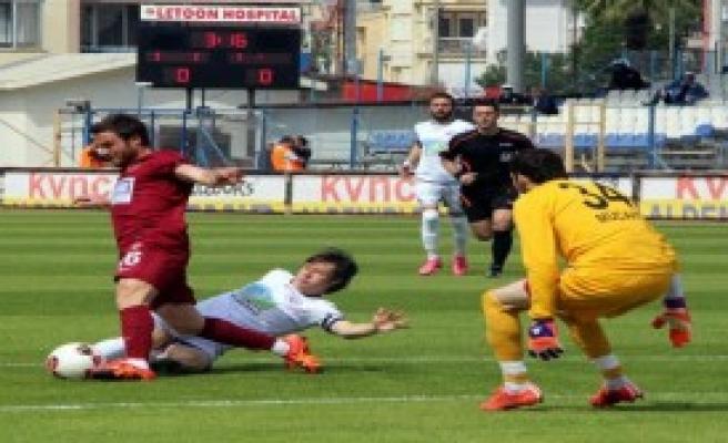 Fethiyespor 0-0 Hatayspor