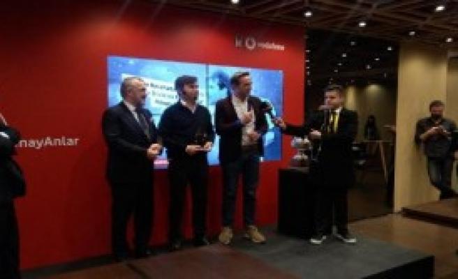 'Benzemez Kimse Sana Vodafone Park'