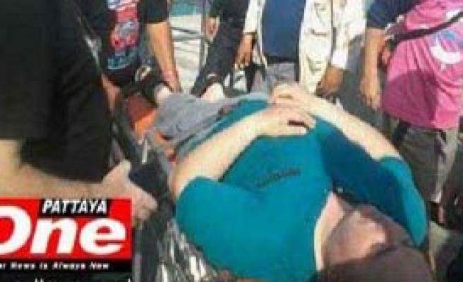 8 Türk Turist Kurtarıldı