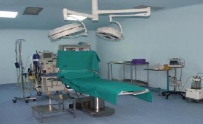 Foça Devlet Hastanesi'nde Yenileme