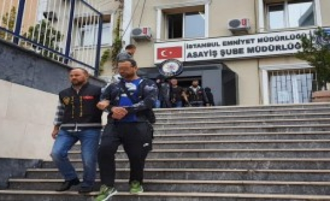 Çalınan Araçlar İstanbul'da Bulundu