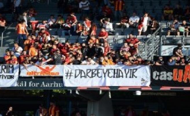 Galatasaray, Aarhus'u 3-1 Yendi