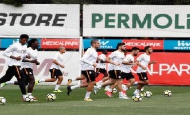 Galatasaray Kardemir Karabükspor Maçının Hazırlıklarına Devam Etti