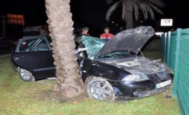 Garson Seyit, İş Dönüşü Kazada Öldü