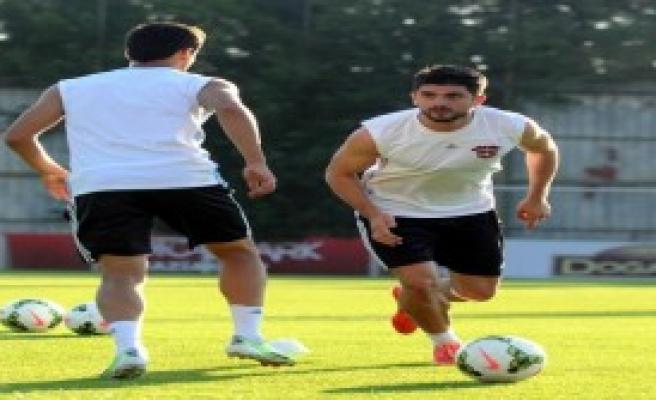 Gaziantepspor'da Yeni Sezon Hazırlıkları