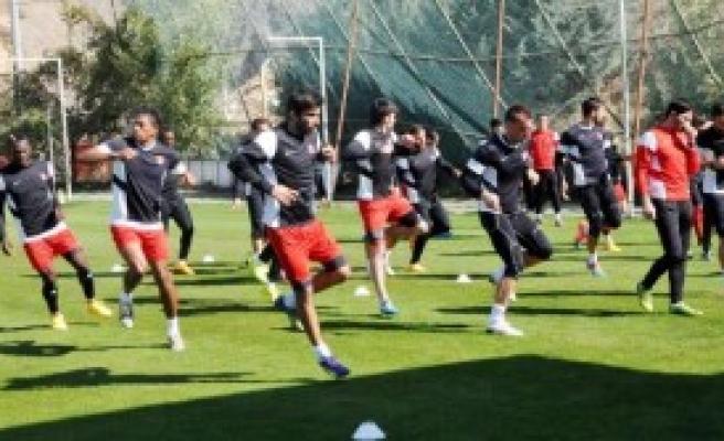 Gaziantepspor'un Yükseliş Maçı