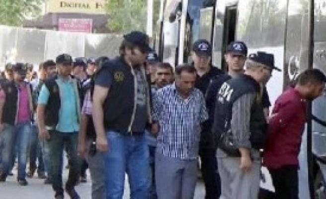 PKK Operasyonuna 12 Tutuklama