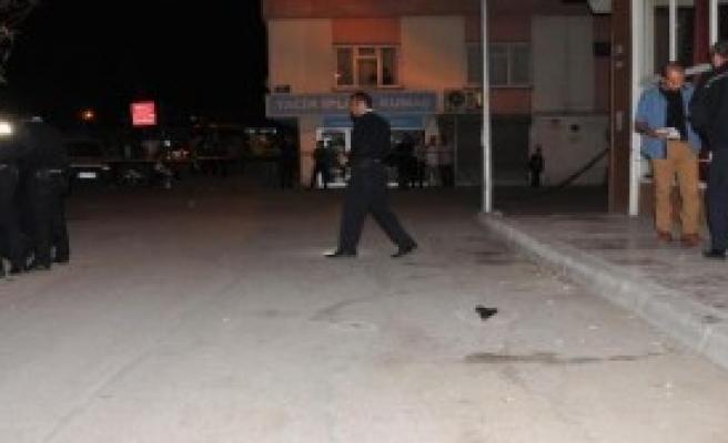 Gaziantep'te Silahlı Kavga: 1'i Polis, 2 Yaralı