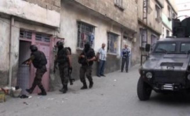 'Torbacı' Operasyonunda 36 Tutuklama